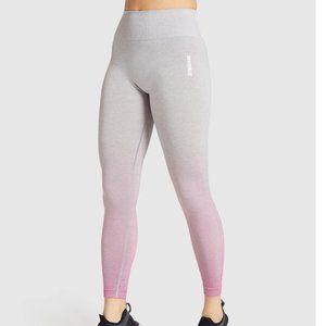 Gymshark Adapt Ombré Seamless Leggings